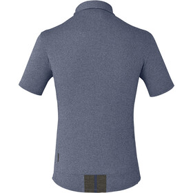 Shimano Transit Polo Men Navy Blazer